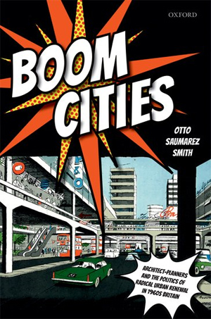 Cover of 'Boom Cities'.