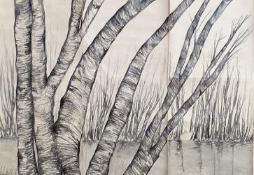 Exhibition work - detail