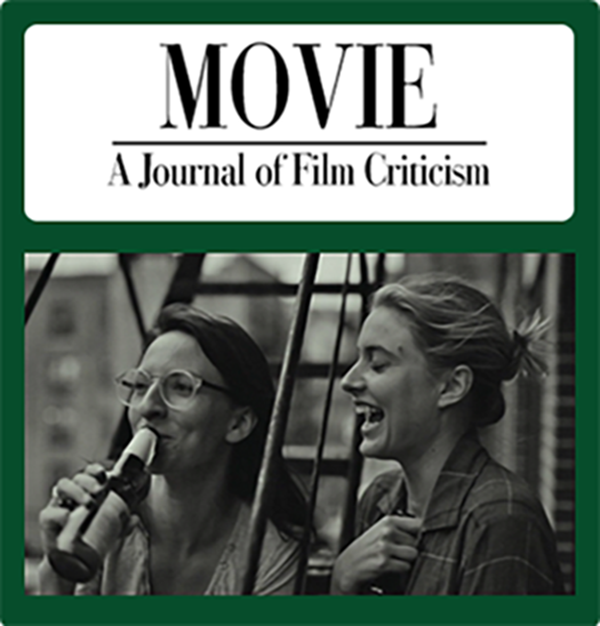 Movie Journal cover
