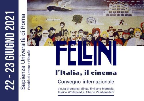 Fellini: l'Italia; il Cinema poster