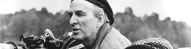 Swedish director Ingmar Bergman (1918–2007)