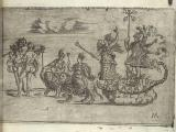 21. Press mark 605 c 35 ( 1-2).   Wedding of Francesco I and Bianca Capello, Florence 1579, entry of Mars – page 63 of 113.