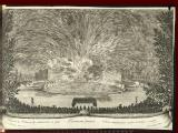 25.Press mark 562* g 25 (1).   Versailles fêtes, 1674, destruction of Alcina's palace – page 123 of 129.