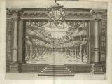 26. Press mark 813 h 17.   Ballet performed at Celle in 1653, a forest scene – page 12 of 65.