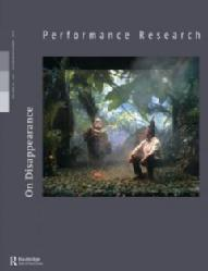 Patricia Smyth Article Theatricality, Michael fried, and Nineteenth-Century Arts and Theatre, Performance Research, Vol. 24, No. 4, June 2019, pp