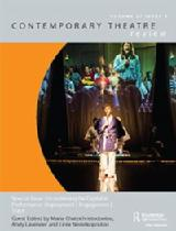 Encountering the Digital in Performance: Deployment | Engagement | Trace, Contemporary Theatre Review