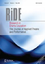 Susan Haedicke Article -;Breaking a Legacy of Hatred: Friches Théâtre Urbain's Lieu Commun'; Research in Drama Education 21.2 (2016): 161-75