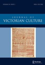 Patricia Smyth Article – 'Landscape and Identity in Australian Melodrama', Journal of Victorian Culture, 21.3, 2016, pp. 363-386. Article Landscape and Identity in Australian Melodrama Journal of Victorian Culture, 21.3, September 2016, pp. 363-386.