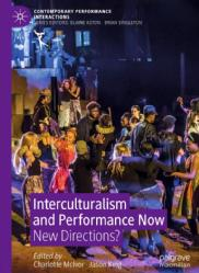 Yvette Hutchison Book Chapter; Into zones of occult instability: Negotiating colonial afterlives through intercultural performance'