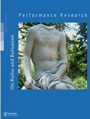 Nicolas Whybrow Watermarked: Venice Really Lives Up to Its Postcard Beauty On Ruins and Ruinations issue, Performance Research, 20(3), June 2015, pp.50-7.