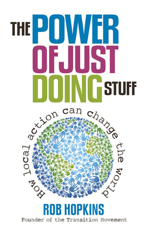 Book cover of 'The Power of Just Doing Stuff'