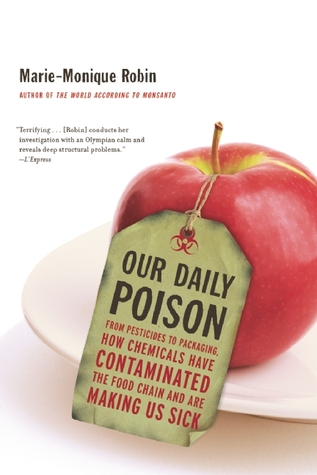 Book cover of 'Our Daily Poison'