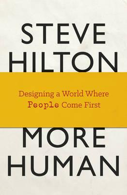Book Cover of 'More Human'