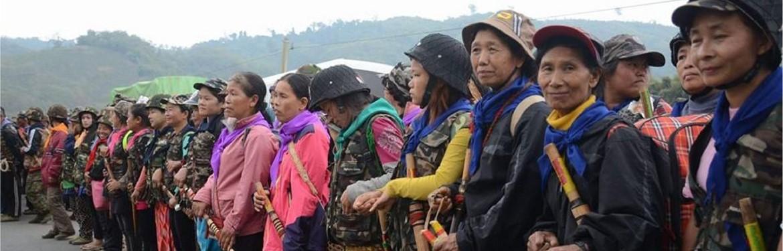 A Pat Jasan volunteer group
