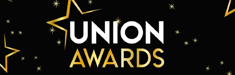 Union Awards banner
