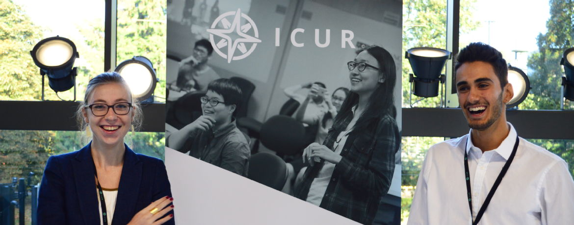 GSD students at ICUR 2018