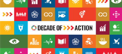 Decade of action for SDGs image