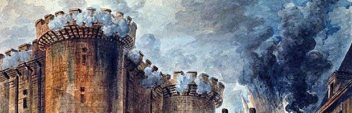 Painting of the French Revolution