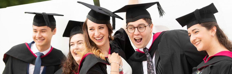 University of Warwick graduates