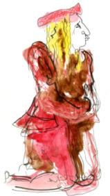 Lysander - Courtesy of Art Soc