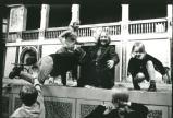 i_nb_mnd_1996_020 Children climb onto the stage