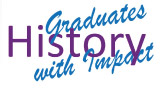History: Graduates with Impact