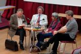 Writing History panel - William Palmer, Michael Hulse, Anita Mason and Andrew Crumey