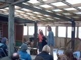 State of Nature performance at Heligan.