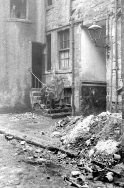 Overspill Policy And The Glasgow Slum Clearance Project In