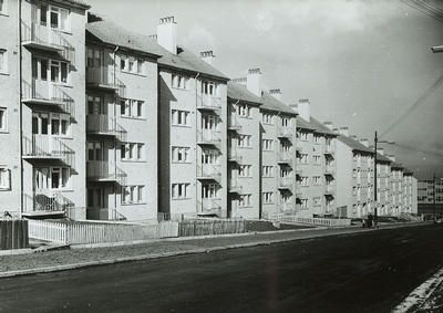 New Build Flats In East Kilbride