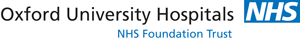 Oxford University Hospitals NHS Foundation Trust logo and link to site