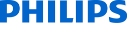 Philips logo and link to site