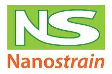 nanostrain logo