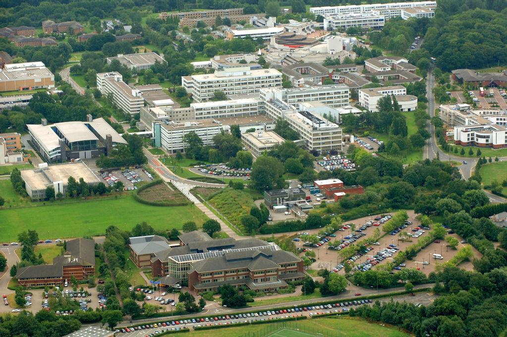 Travel for University of warwick swimming pool