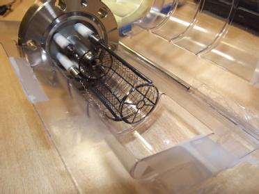 fixed ion gauge