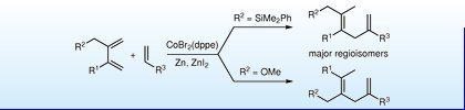 Substrate-Controlled Regioselective Cobalt(I)-Catalysed 1,4-Hydrovinylation Reactions