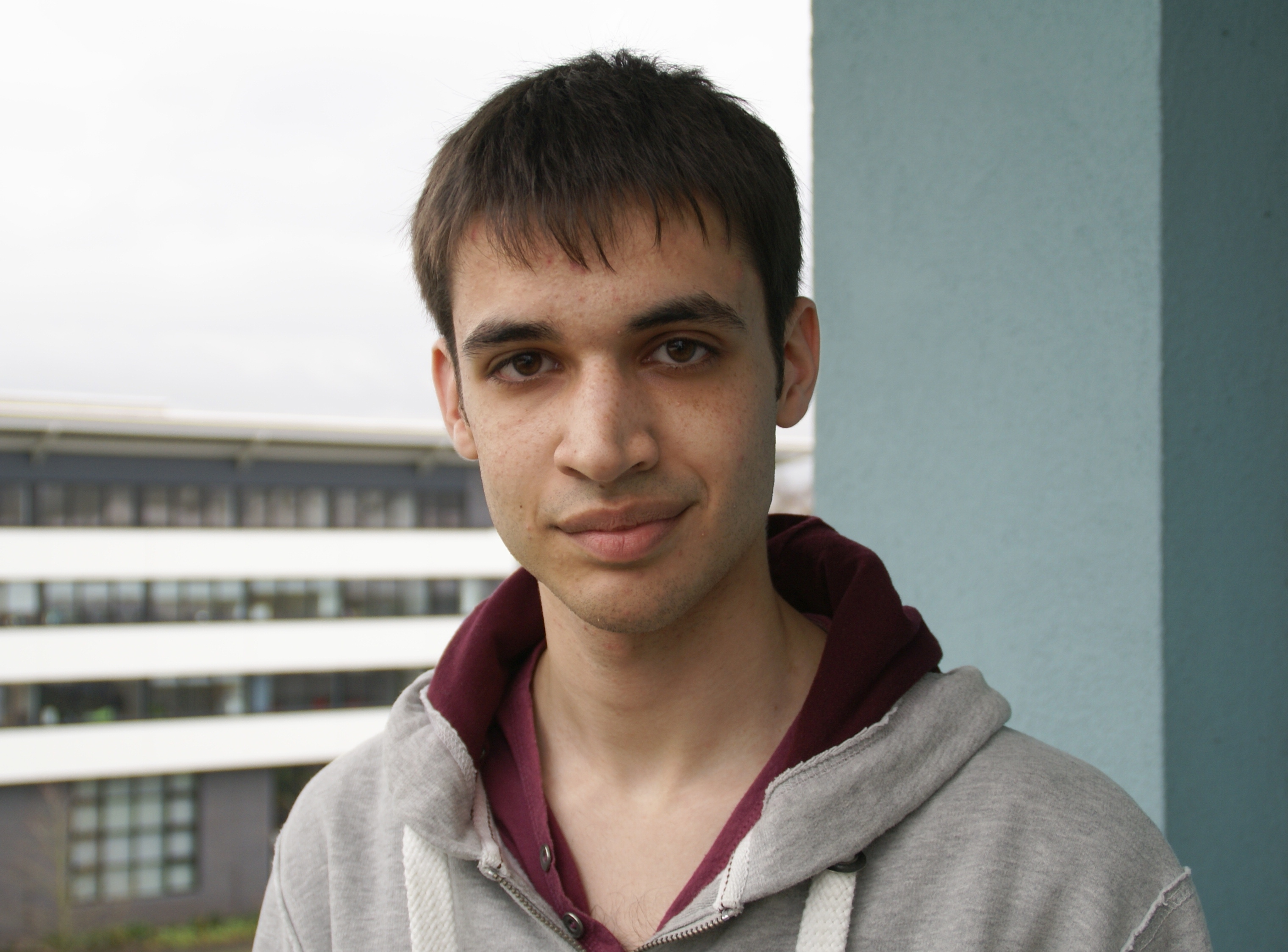 Julian Bhardwaj, a first year Discrete Mathematics student, has successfully made it through to the Grand Final of the Cyber Security Challenge which will ... - dsc09412_crop