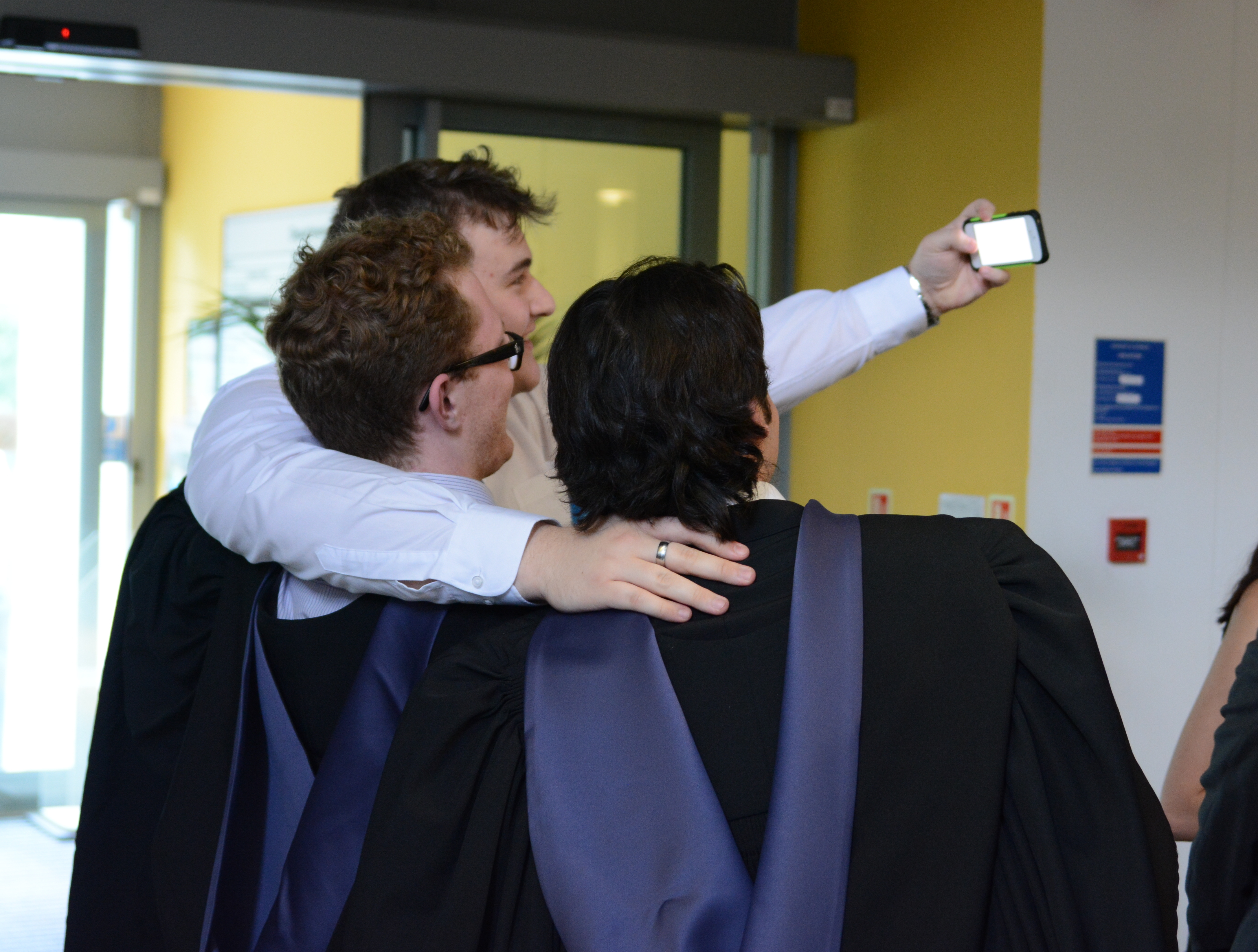 warwick graduates d most sought after by top employers news warwick graduates d most sought after by top employers graduation selfie
