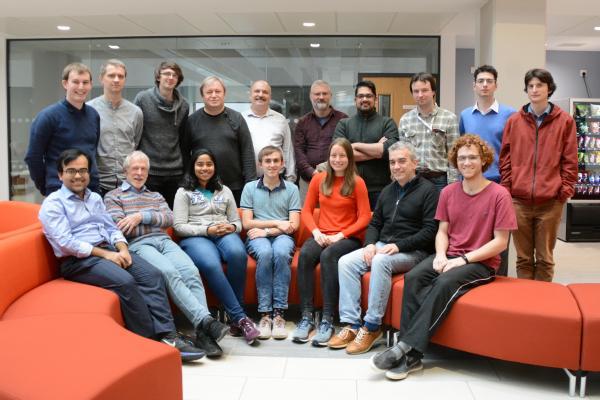 FoCS research group photo (Nov 2019)