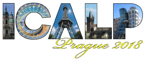ICALP 2018 logo