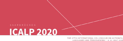 ICALP 2020 logo