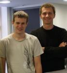 John and Marcin after John