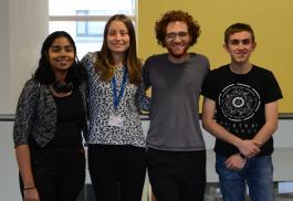 New theory PhD students Fall 2019