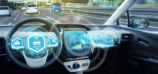 Artificial Intelligence - Driverless vehicle technology