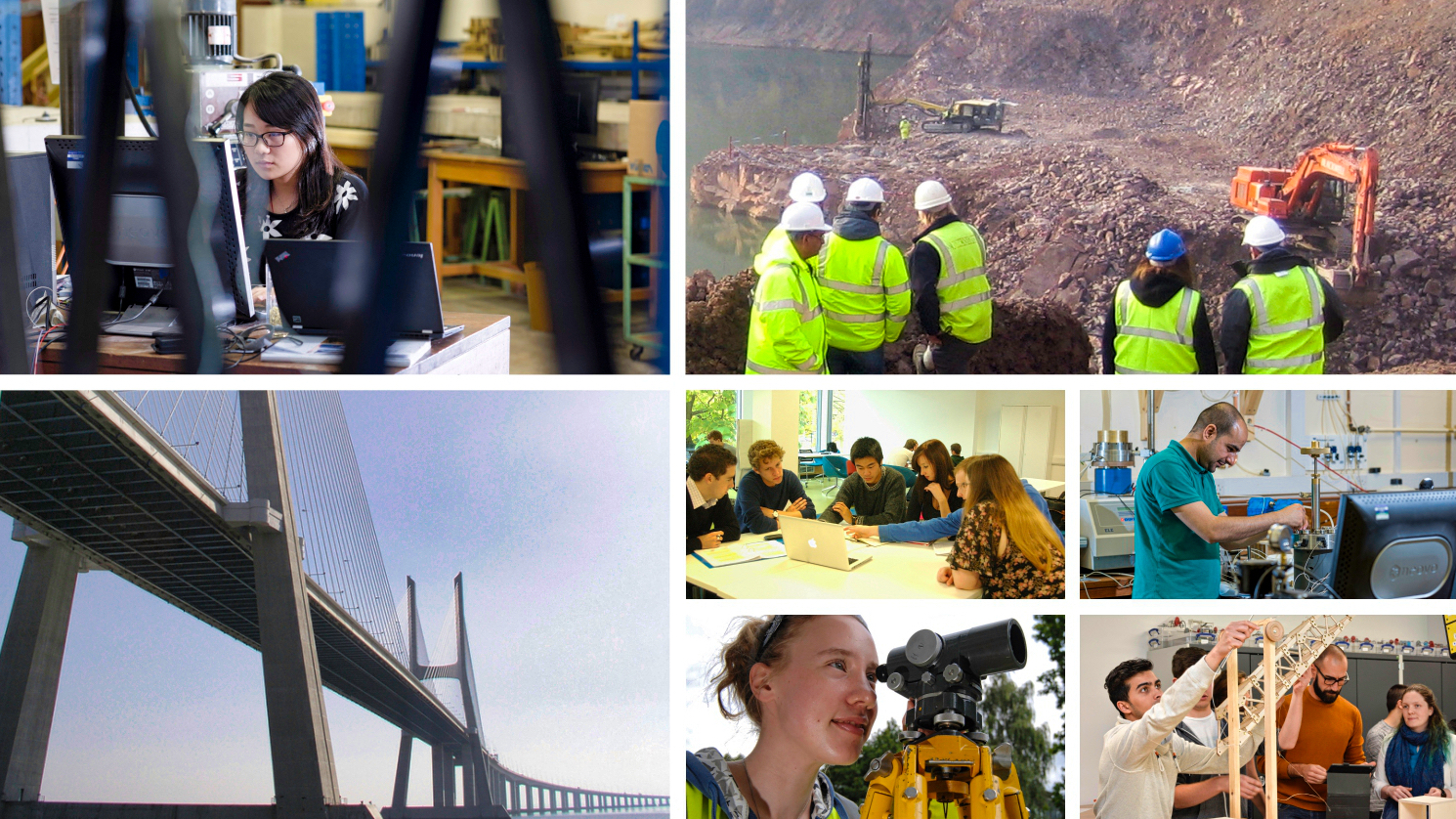 Civil Engineer Degree Apprenticeship collage