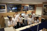 The team in the new lab 2