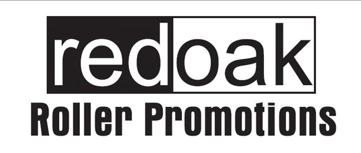 Red Oak Roller Logo