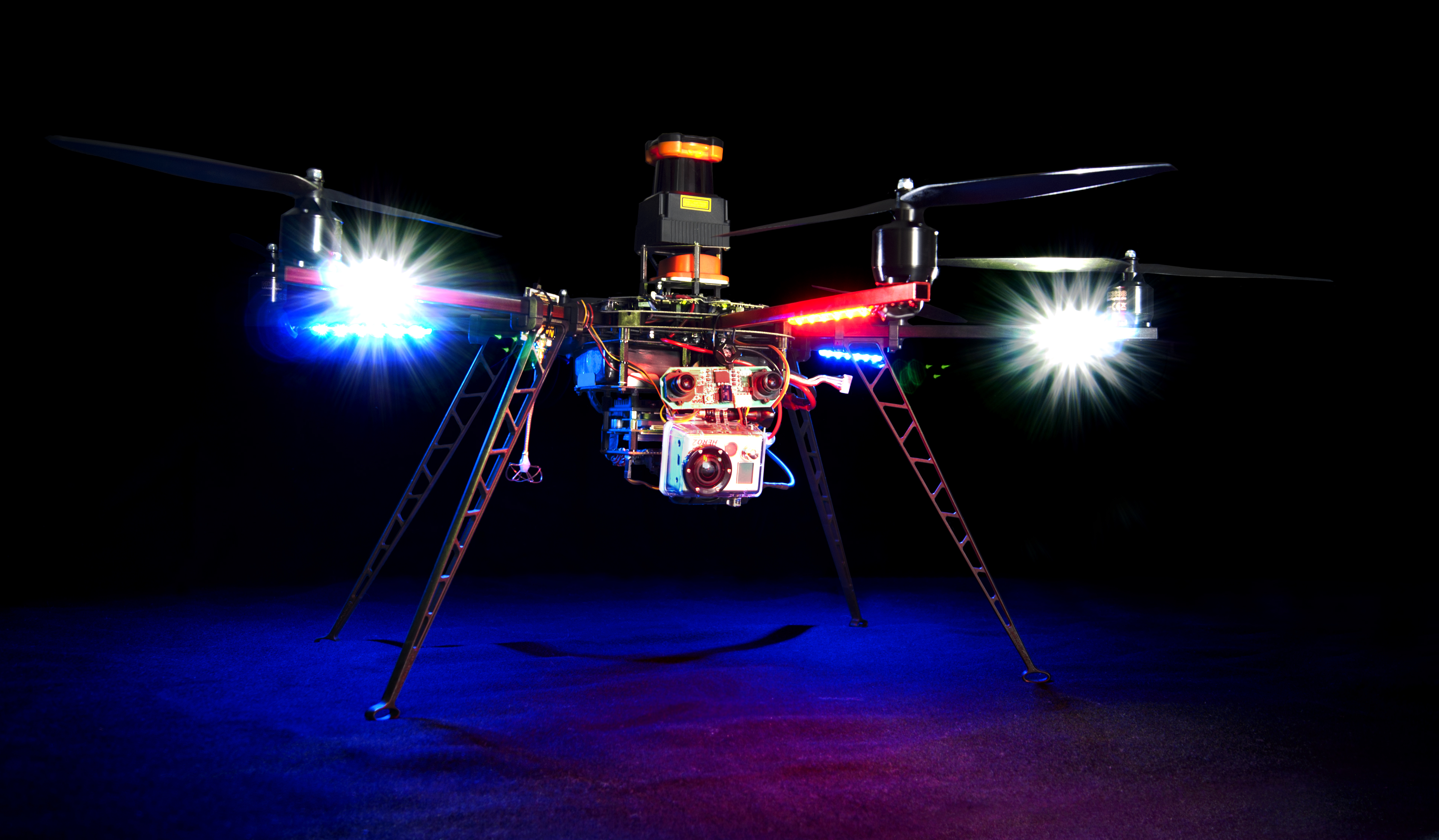 Unmanned Aerial Inspection Vehicle News