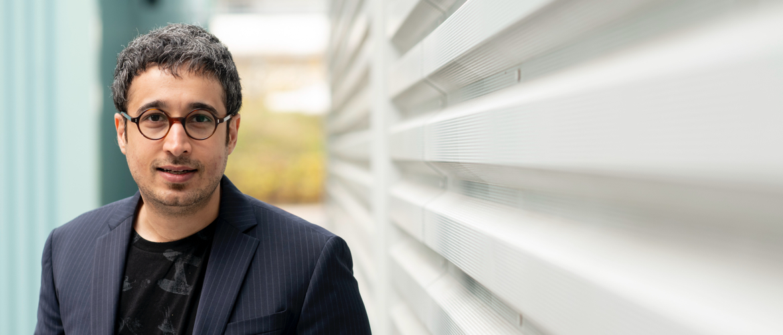 Academic profile photograph