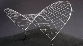 Cloth structure model